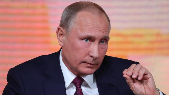 Падение цен нанефть повлияло нароссийскую экономику сильнее санкций, заявил Путин