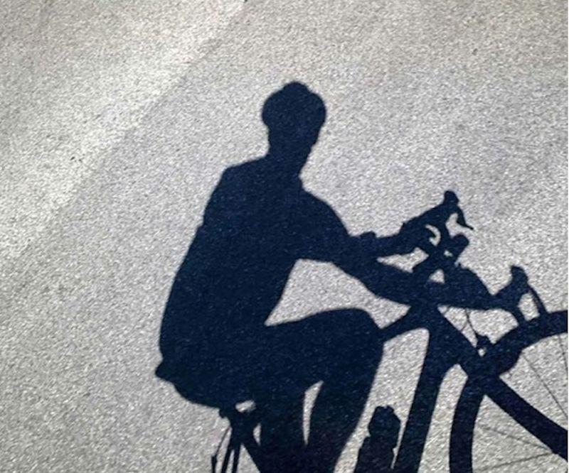 13. Другой владелец «умных очков» с их помощью задокументировал свое 90-километровое велосипедное пу
