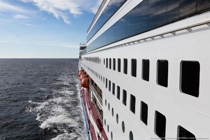 Фотографии и текст Мартина   1. Финская судоходная компания Viking Line создана капитаном да