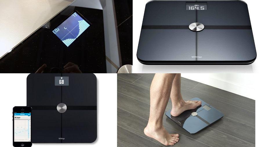 2. Wi-Fi весы Withings WS-50 Smart Body Analyzer . Современным авторам сюжетов про восстание роботов
