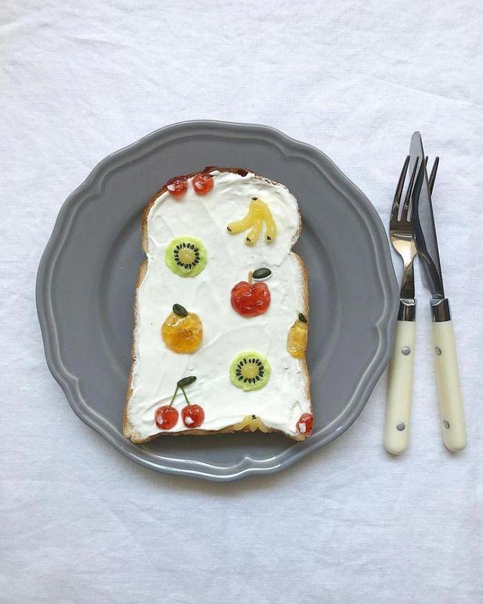 Кулинарный дизайнер делает реальные произведения искусства