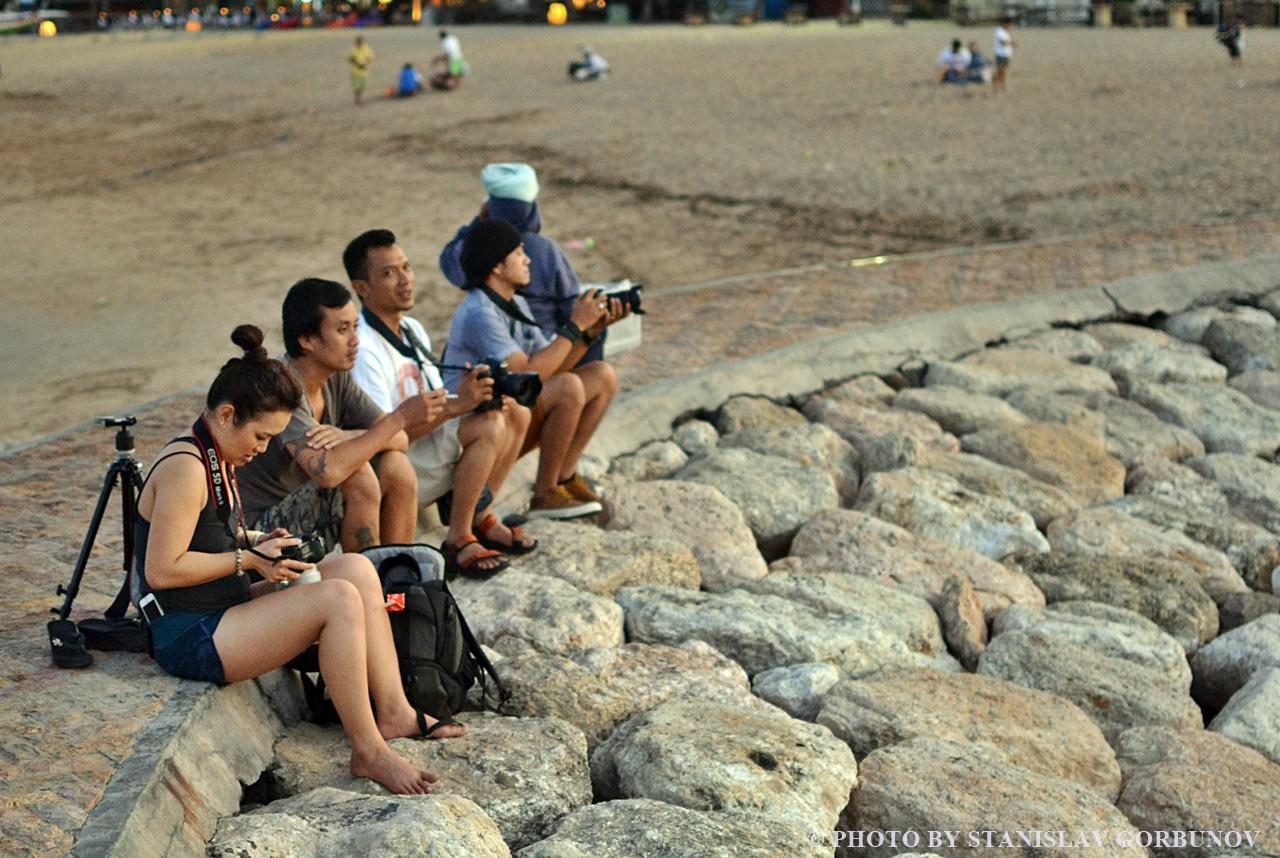 Самым же неприятным приключением в Сануре, да, и вообще, на Бали стал мой поход в обменник. Схема ра