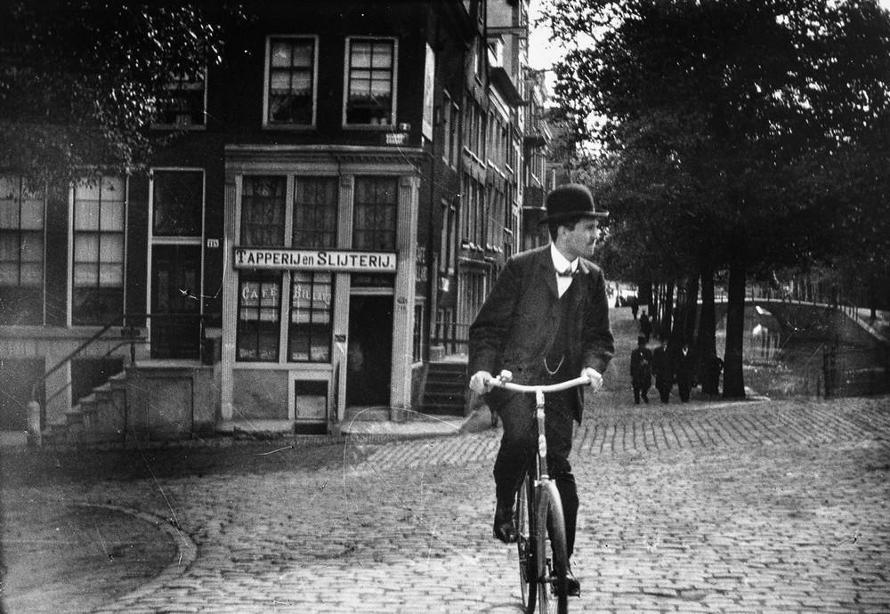 Страшные улицы Амстердама 1890-1910 годов