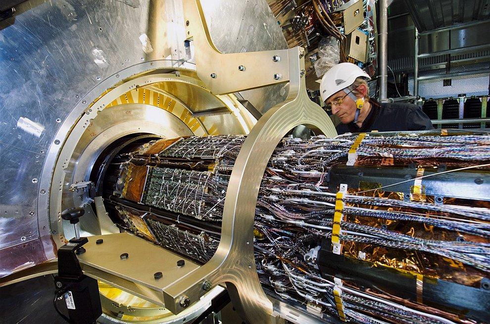Еще больше.  После окончания сеанса работы в 2012 году коллайдер будет закрыт на дол