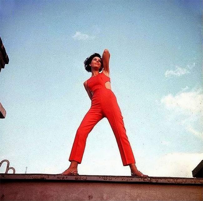 Лондонские стиляги из 1960х (20 фото)
