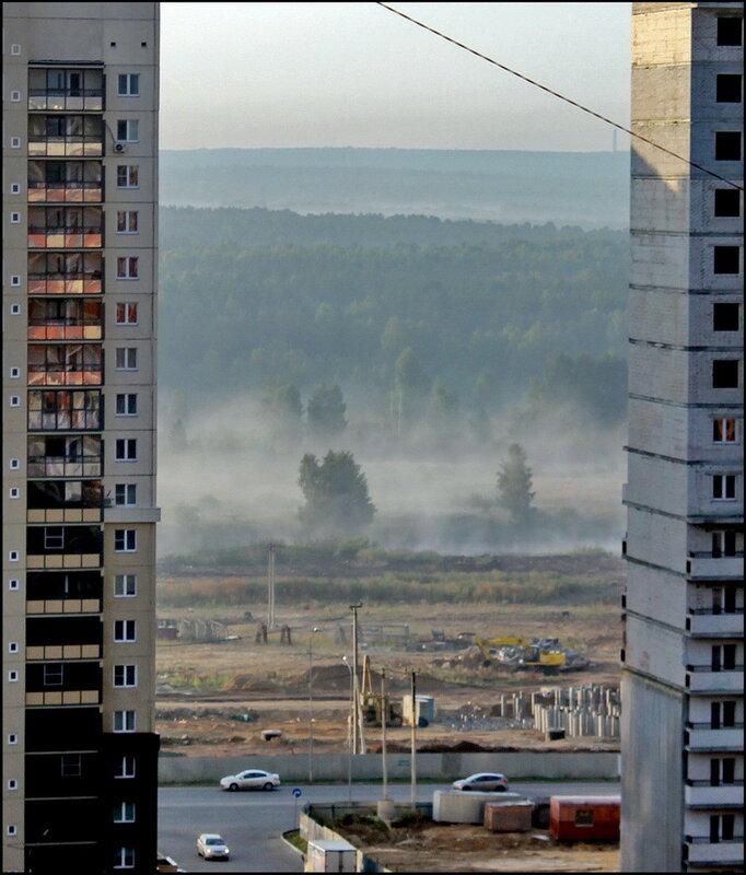 Челябинск 3480 Туман
