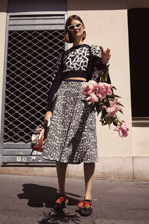 Carven Resort 2018 Womenswear Collection