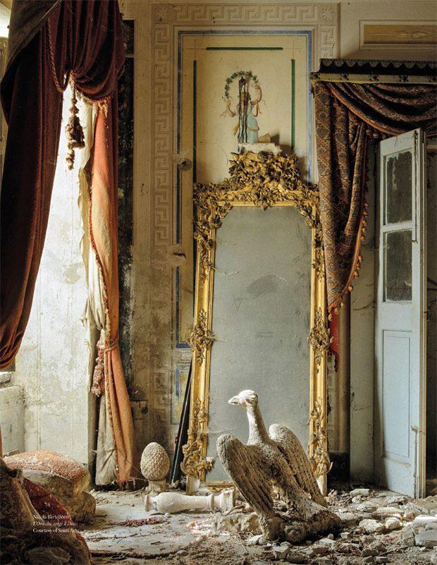 Contessa Di Monza: Celine Delaugere for The Fashionable Lampoon
