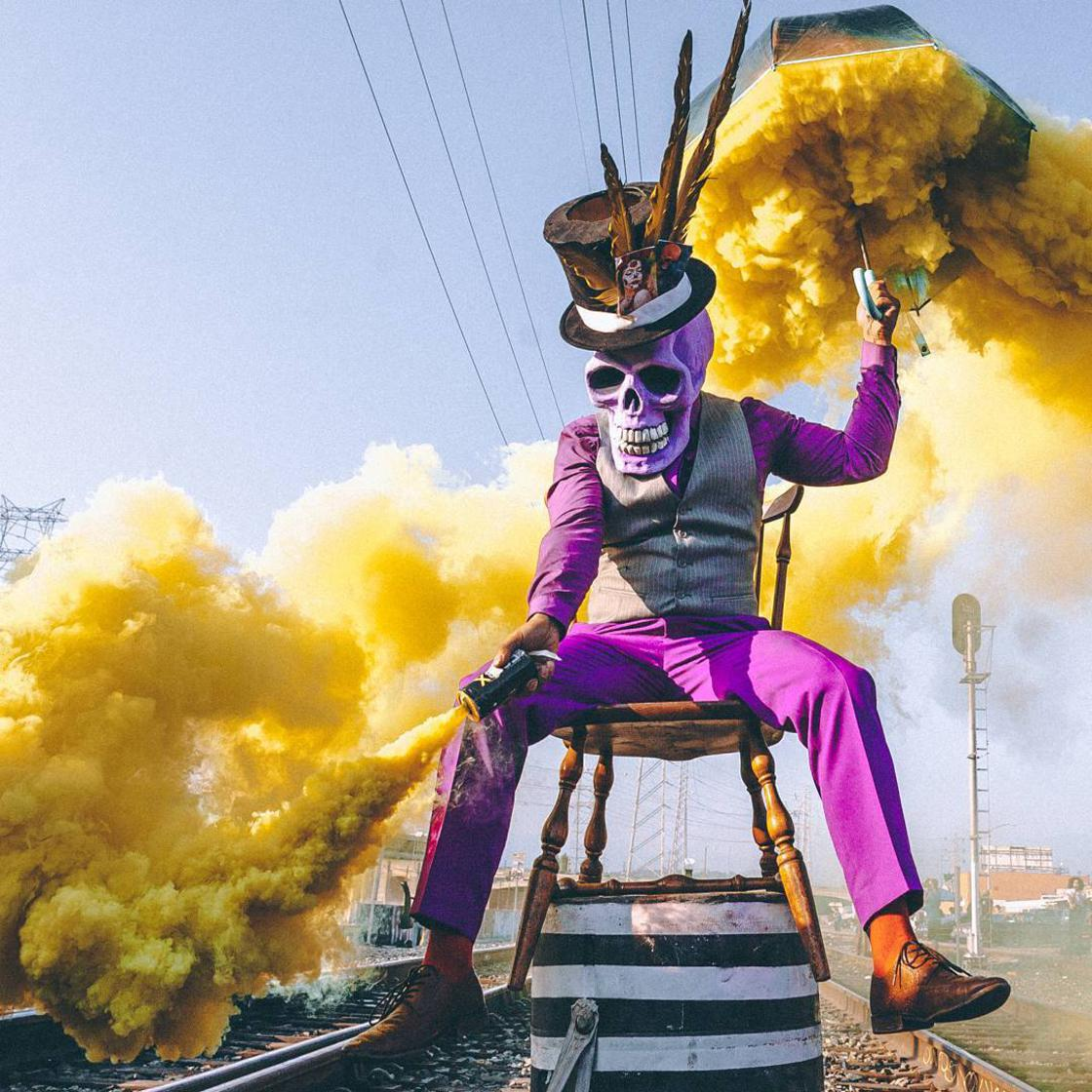 Skeleton of color – The ultra-colorful photographs of Butch Locsin