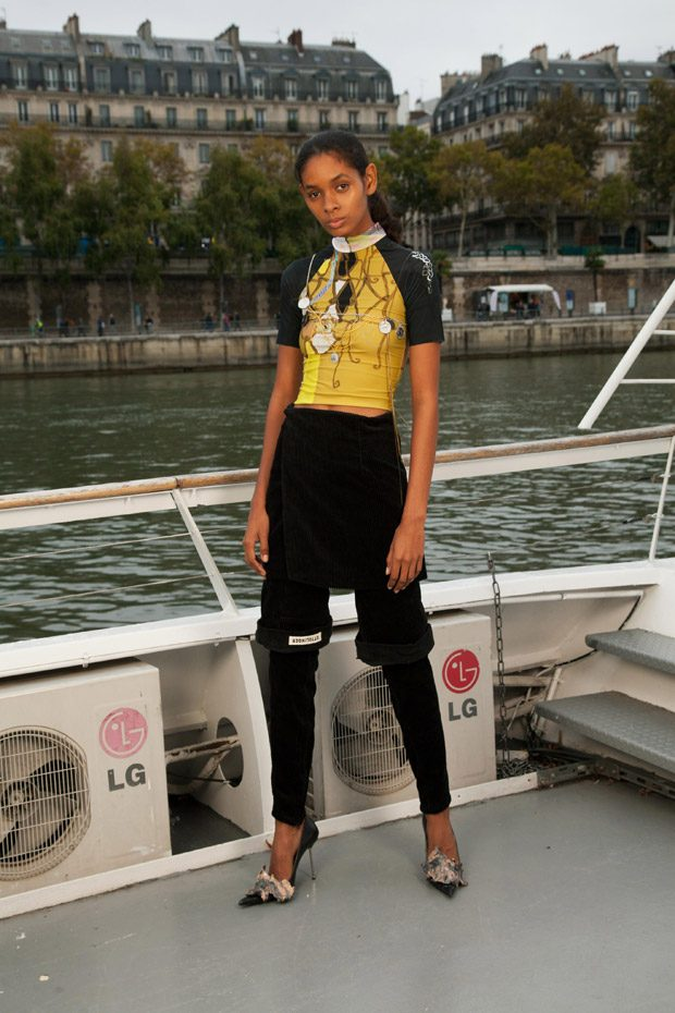 #PFW: OTTOLINGER Spring Summer 2018 Womenswear Collection