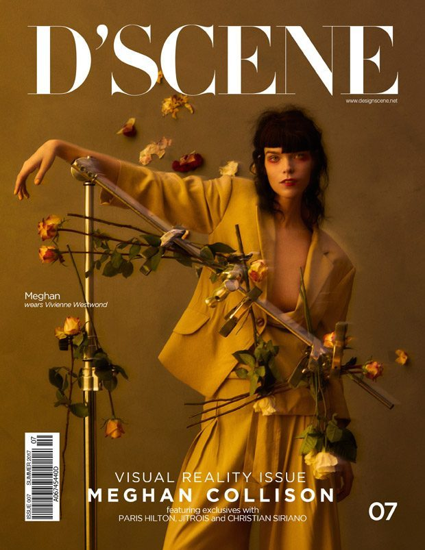 Related Post   D'SCENE MAGAZINE: The Kanye-Fication Of The ... Jourdan Dunn for V