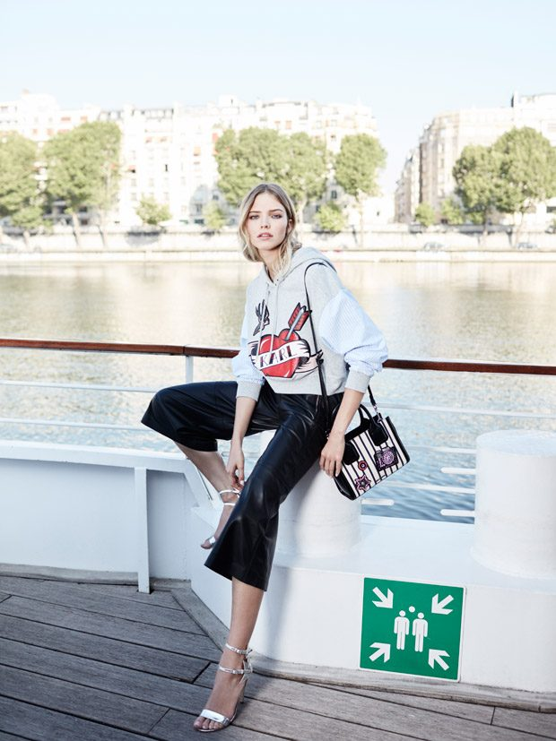 Karl Lagerfeld Launches Spring Summer 2018 Footwear Collection