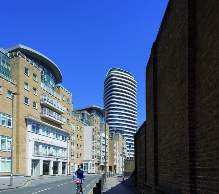 Lombard Wharf by Patel Taylor