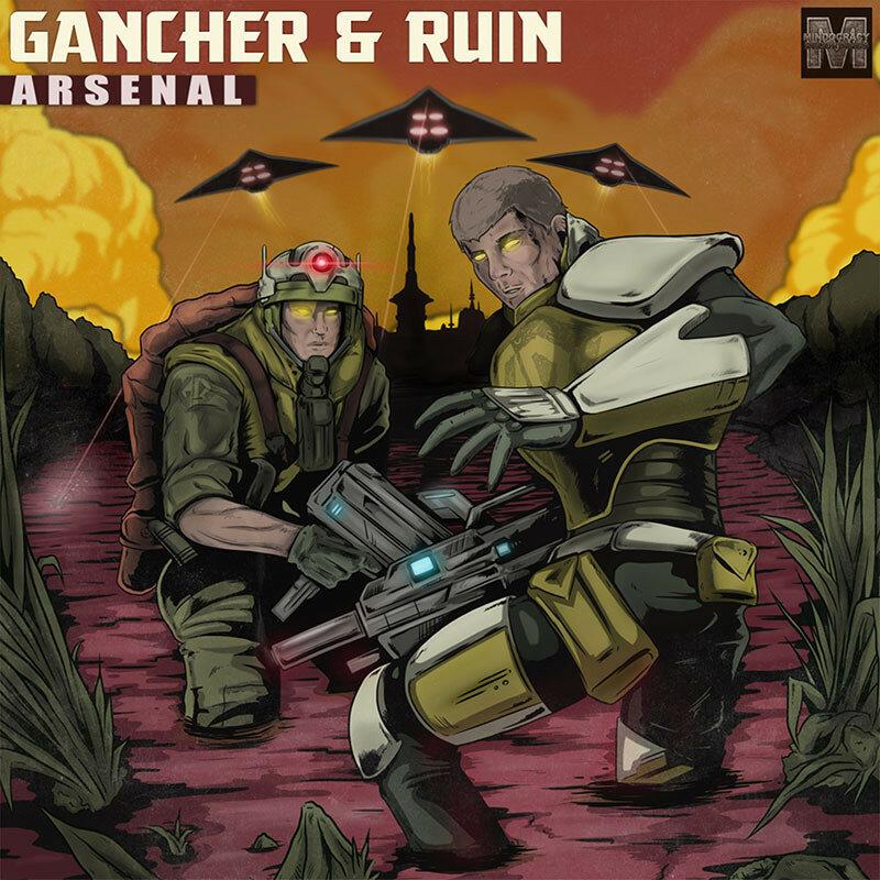 Gancher & Ruin - Arsenal (2016).jpg