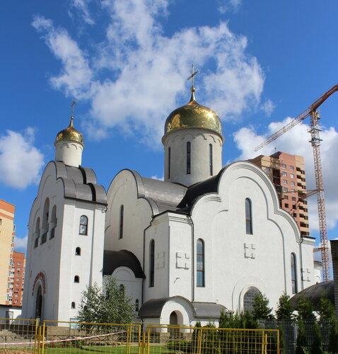 Церковь Рождества Иоанна Предтечи в Лесном Городке
