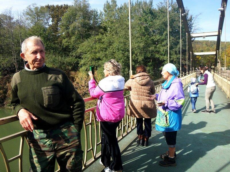 На мосту через Псекупс ... В Горячем Ключе. 7 октября 2017 (9).JPG
