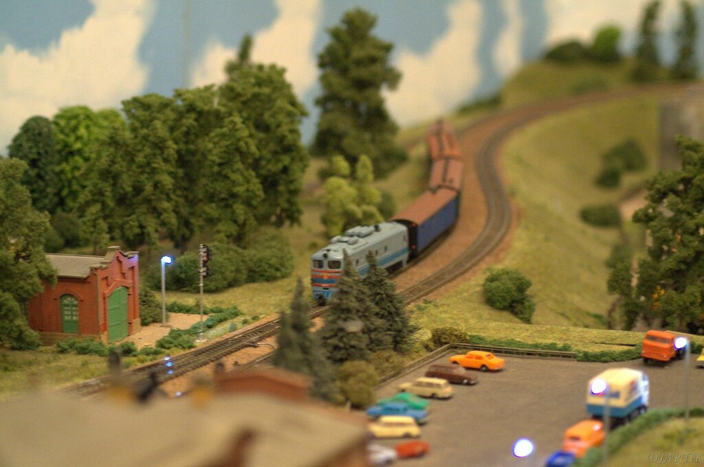 Модели поездов
