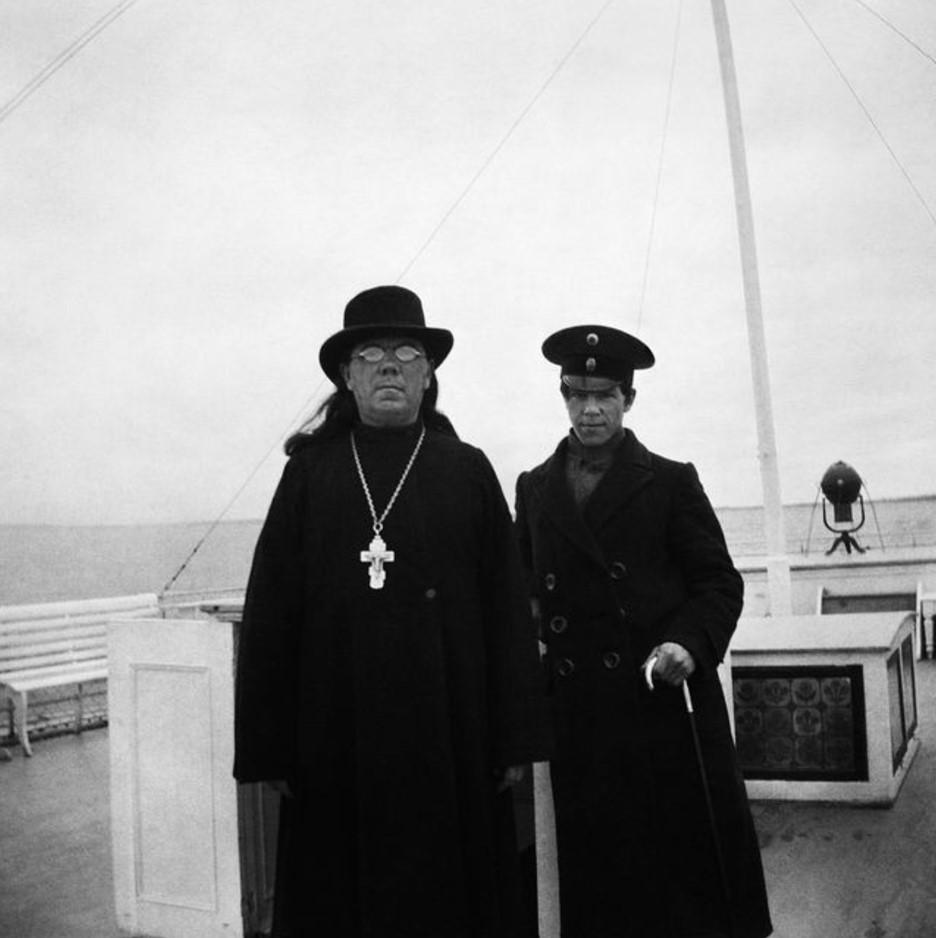 Нарым. Провинциальный священник и его сын