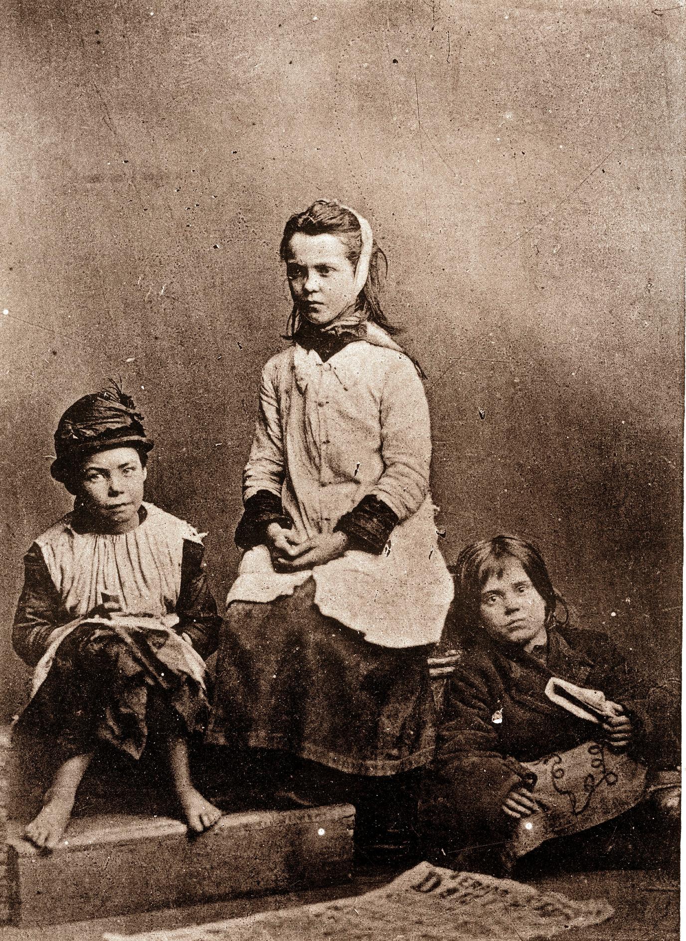 Дети из трущоб