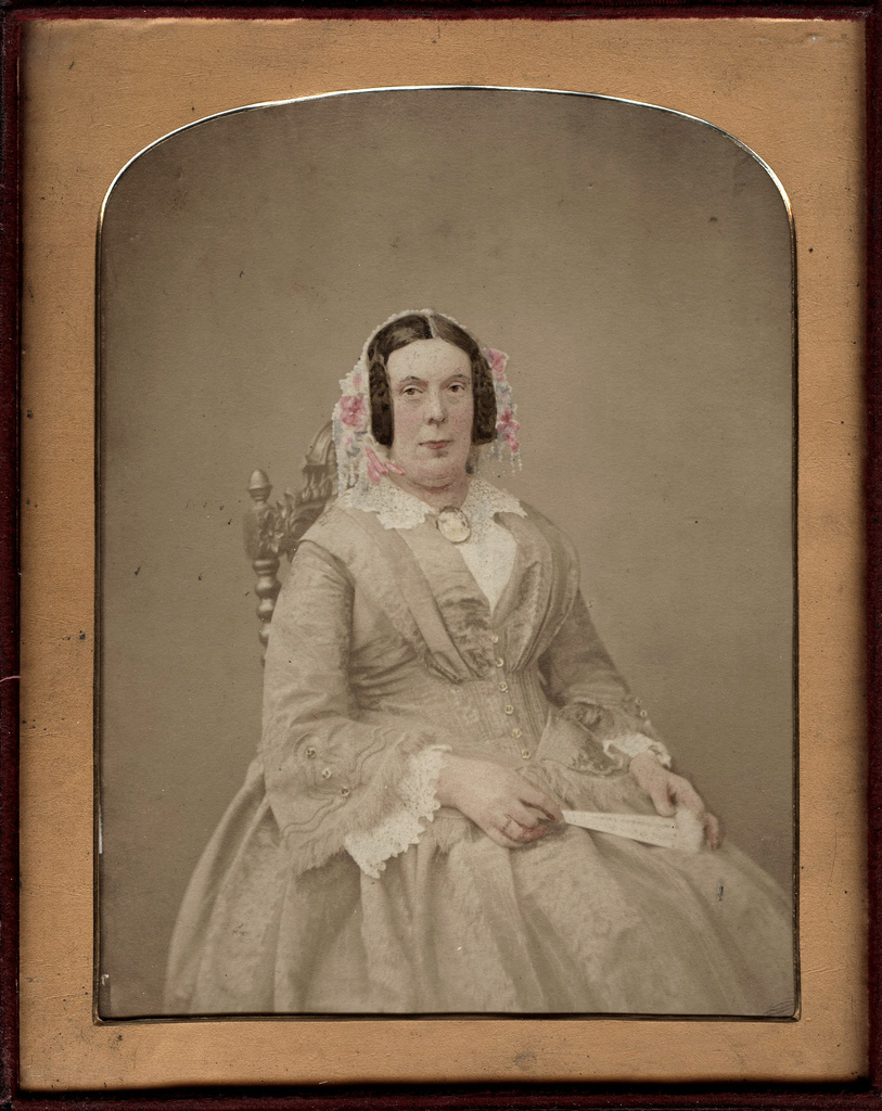 1856. Г-жа Джоердейн