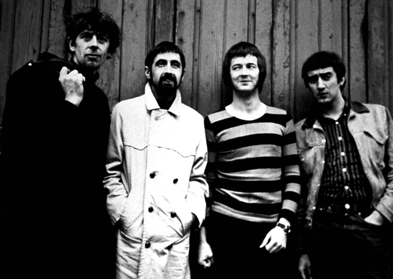 1966. «The Bluesbreakers» с Клэптоном