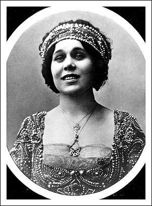 Плевицкая Надежда Васильевна (1884-1940)