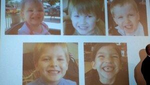 Пятерых детей убил их родной отец