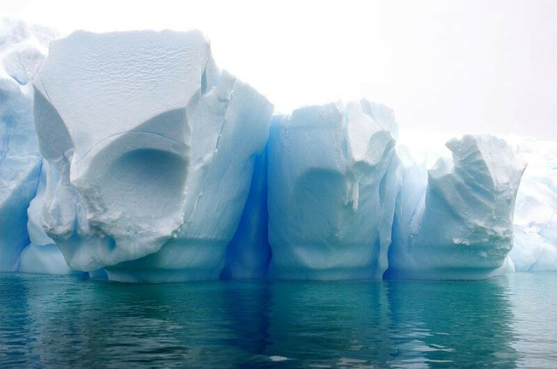 Фотографии ледников