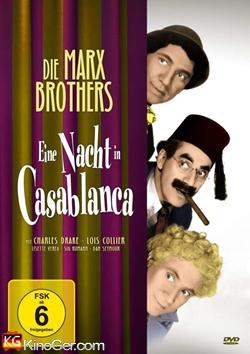 Marx Brothers - Eine Nacht in Casablanca (1946)