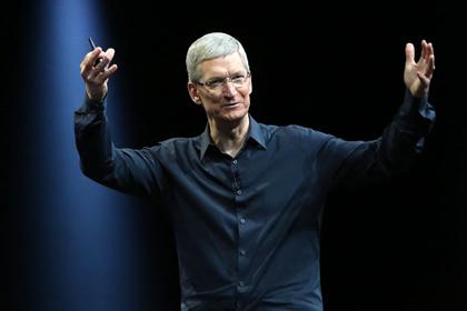 Глава Apple обещает лучшую защиту данных пользователей сервера iCloud
