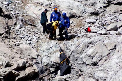 Турист-сомнамбула в Кентукки упал с двадцатиметровой скалы
