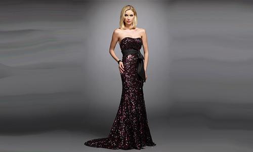 Вечернее платье — необходимый атрибут женского гардероба