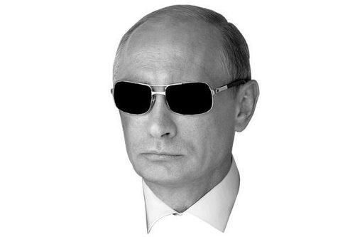 Последний тренд моды – футболки с портретом Путина