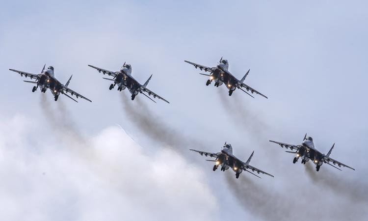 Российские самолеты прибыли вСирию для борьбы сИГИЛ