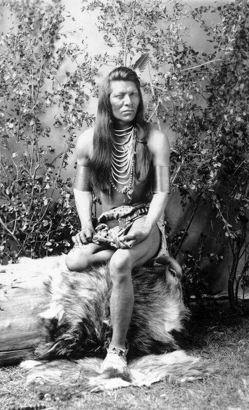 Shoshones Windeah, between 1884 and 1885
