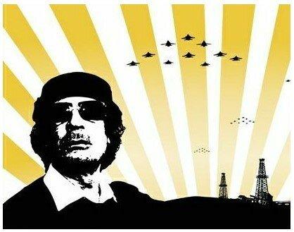 Россия и Запад: Проклятие Муаммара Каддафи