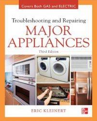 Книга Troubleshooting and Repairing Major Appliances
