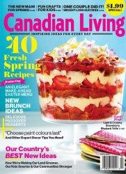Журнал Canadian Living - April 2014
