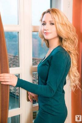 Журнал PlayboyPlus: Giulia Borio - It's Yours (17-01-2014)