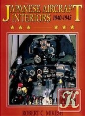 Книга Japanese Aircraft Interiors 1940-1945