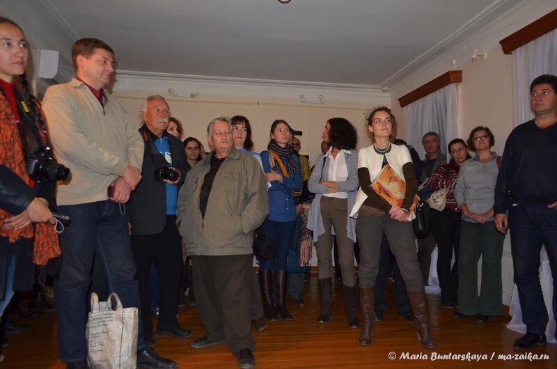Ниже Нижнего, Саратов, дом Павла Кузнецова, 03 октября 2014 года