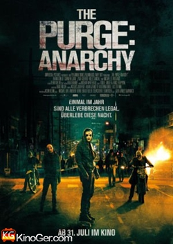 The Purge - Anarchy (2014)