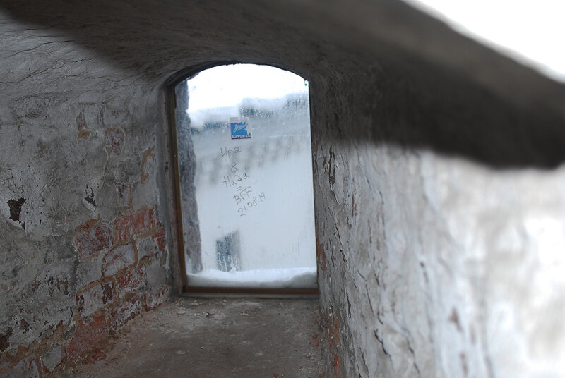 Зимний Выборг (часть 1)