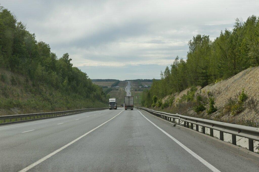 Трасса М-5, Пензенская область