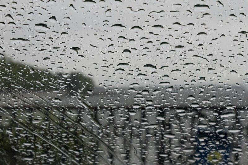 Дождь пришел
