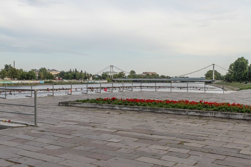 Набережная реки Суры, Пенза