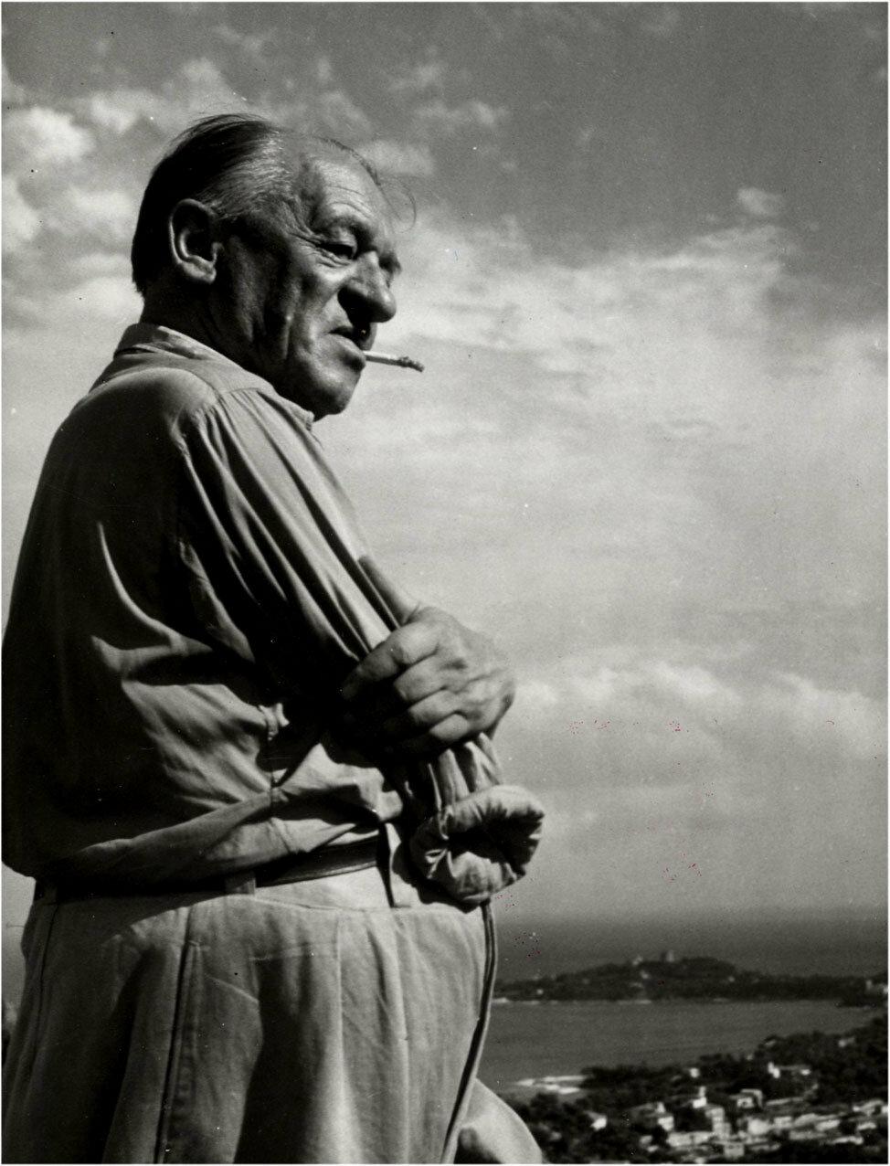 1948. Блез Сандрар