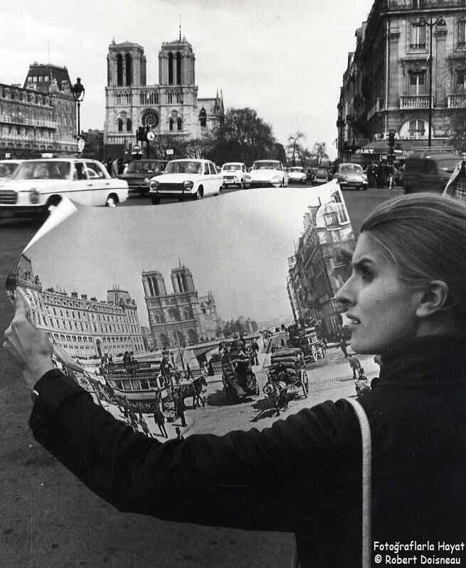 1977. Нотр-Дам-де-Пари в двух временных измерениях