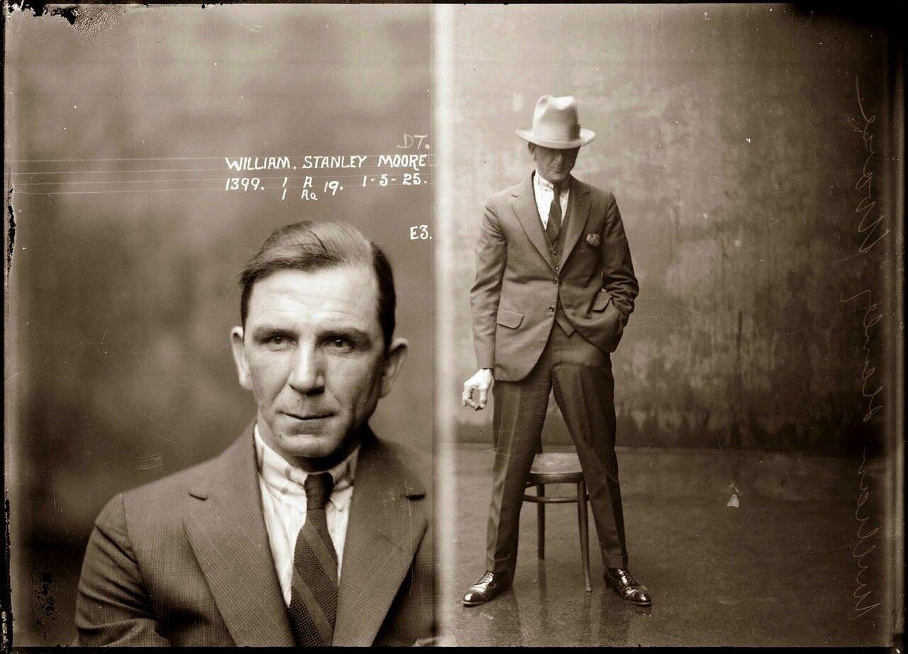 37. Матерый гангстер Стенли Мур из Чикаго по кличке «Инквизитор» отвечал за казни должников и людей, которые «стояли на пути» у мафии. Из пометки уголовного дела: Отличается крайней жестокостью, не идет на компромиссы