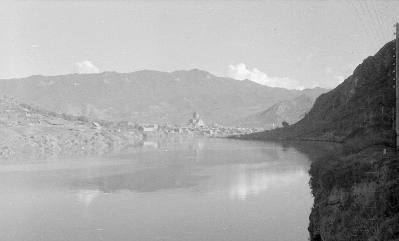 Мцхета. Река Кура